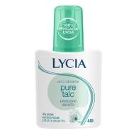 Lycia Pure Talc higilõhna neutraliseerija sprei