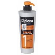 Diplona šampoon kahjustatud ja kuivadele juustele 095172
