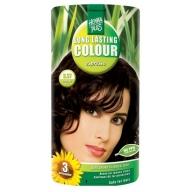 Henna Plus Long Lasting Colour juuksevärv 3.37 espresso