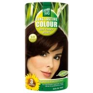 Henna Plus Long Lasting Colour juuksevärv 3.44 dark copper brown