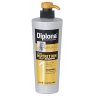 Diplona šampoon pikkadele ja lõhenenud otstega juustele 095174
