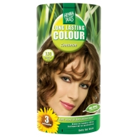 Henna Plus Long Lasting Colour juuksevärv 7.38 cinnamon