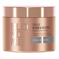 Schwarzkopf Blond Me Tone Enhancing Bonding Mask Cool Blondes tooni tugevdav süvahooldus