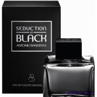 Antonio Banderas Seduction in Black 50 ml tualettvesi