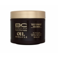 Schwarzkopf Professional BC Oil Miracle Gold Shimmer süvahooldus