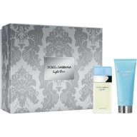 Dolce&Gabbana Light Blue komplekt Edt25ml+ihupiim50m