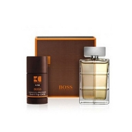 Hugo Boss Orange Set Eau de Toilette 100 ml+ stick 75 ml