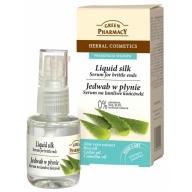 Green Pharmacy juukseotsaseerum siidiekstraktiga 216