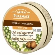 Green Pharmacy kehakoorija sheavõi-roheline kohv 190