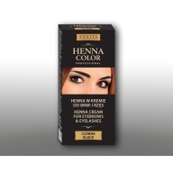 Venita Henna Color kulmuvärv must