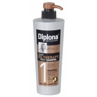 Diplona šampoon argaaniaõliga kuivadele ja kahjustatud juustele 095207