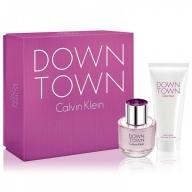 Calvin Klein Down Town Set Eau de Parfum 50 ml + Body Lotion 100 ml