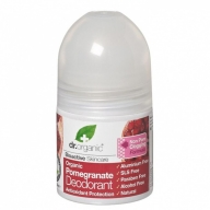 Dr. Organic rulldeodorant granaatõunaga