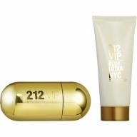 Carolina Herrera 212 VIP Set Eau de Parfum 50 ml+ihupiim 100 ml
