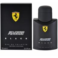 Ferrari Scuderia Black Eau de Toilette 75ml