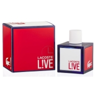 Lacoste Live Male Eau de Toilette 40 ml