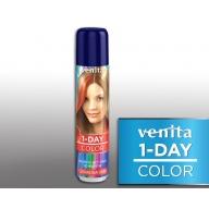 Venita värviv juuksesprei punane
