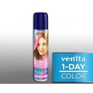Venita värviv juuksesprei 8 roosa