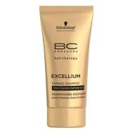 Schwarzkopf Excellium silendav shampoon