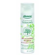 Alkmene teepuuõliga kõõmavastane shampoon 005301