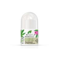 Dr.Organic Kanepi rulldeodorant