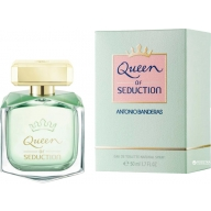 Antonio Banderas Queen of Seduction Eau de Toilette 50 ml