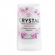 Crystal Body väike reisi mineraaldeodorandipulk 40 g