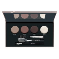 Artdeco Most Wanted Brows Palette kulmupalett 4 Medium dark