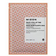 Mizon Enjoy Vital-Up Time Firming Mask pinguldav kangast näomask garnaatõunaga