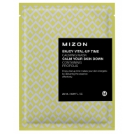 Mizon Enjoy Vital-Up Time Calming Mask rahustav näomask taruvaiguga