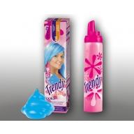 """Venita Trendy värviv juuksevaht 35 """"azure blue"""""""