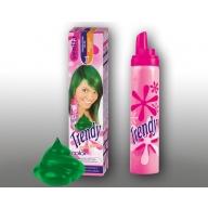 """Venita Trendy värviv juuksevaht 37 """"emerald green"""""""