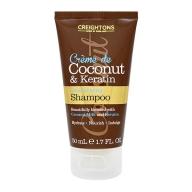 Creightons šampoon kookos&keratiin 7539