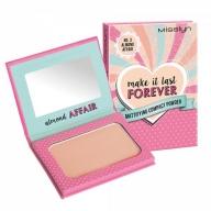 "Misslyn Make it Last Forever kompaktpuuder 3 ""almond affair"""