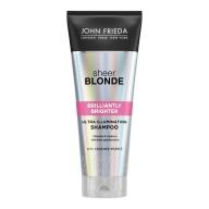 John Frieda Sheer Blonde briljantset sära andev šampoon