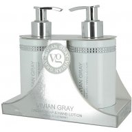Vivian Gray White Crystals komplekt 3296