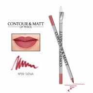 """Revers Contour&Matt huulepliiats 09 """"siena"""""""