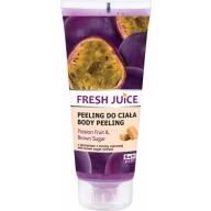 Fresh Juice kehakoorija passion-pruun suhkur 096