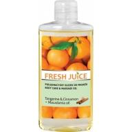 Fresh Juice massaažiõli mandariin-kaneel 3976
