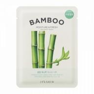 It's Skin niisutav ja värskust andev näomask bambusega