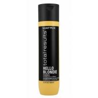 Matrix Total Results Hello Blondie palsam blondidele juustele
