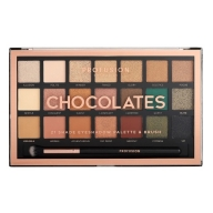 Profusion Chocolates lauvärvipalett 1960-6B