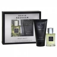 Beckham Instinct komplekt 30 ml tualettvesi+dušigeel