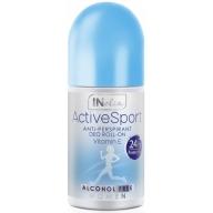 Inelia Active Sport higistamisvastane rulldeodorant