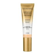 "Max Factor Miracle Second Skin jumestuskreem 01 ""fair"""