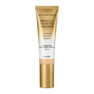 "Max Factor Miracle Second Skin jumestuskreem 03 ""light"""
