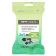 Ecotools niisked salvrätikud pintslite puhastamiseks 25tk 1310