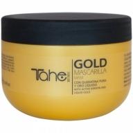 Tahe Botanic Acabado keratin gold mask