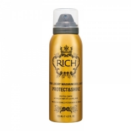 Rich Pure Luxury Protect & Shine Spray läiget andev kuumakaitsesprei