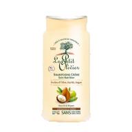 Le Petit Olivier šampoon kuivadele ja kahjustatud juustele shea-,oliiv-ja argaaniaõliga